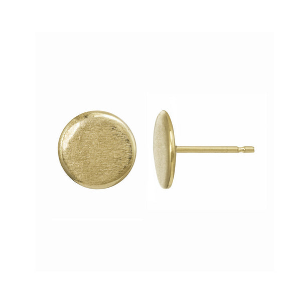 Reflection Studs - 10k gold