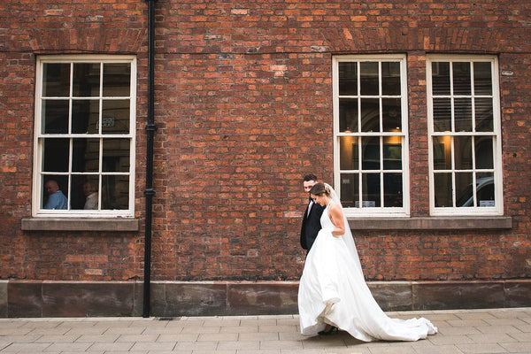 Top Wedding Day Advice for Brides - Six Stories