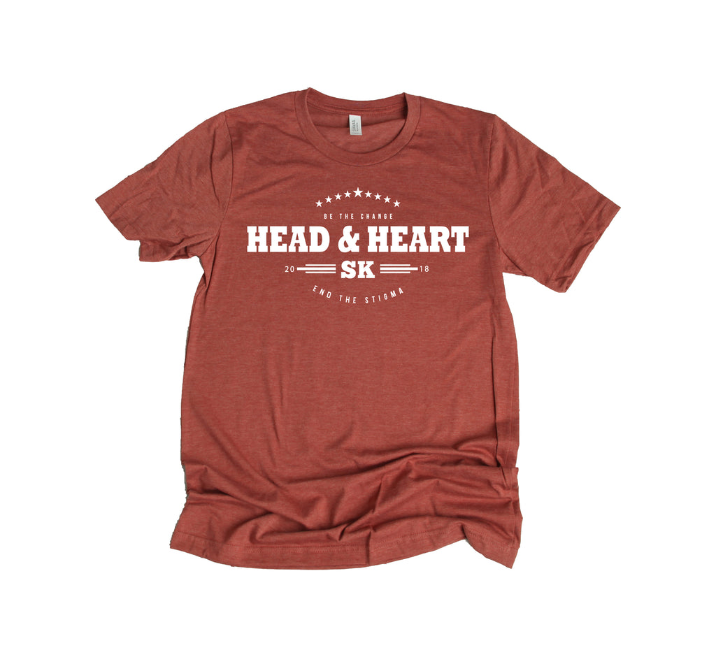 Original Head&HeartSK Unisex T-Shirt