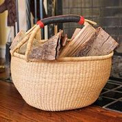 Handcrafted Baskets & Bowls