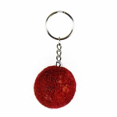 Key Chain - Mars - Silk Road Bazaar (K)