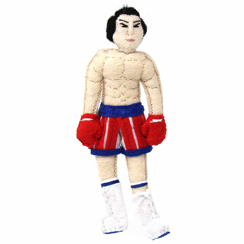 Ornament - Rocky Balboa - Silk Road Bazaar (O)