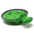 Soapstone Hippo Bowl, 5 inch - Green