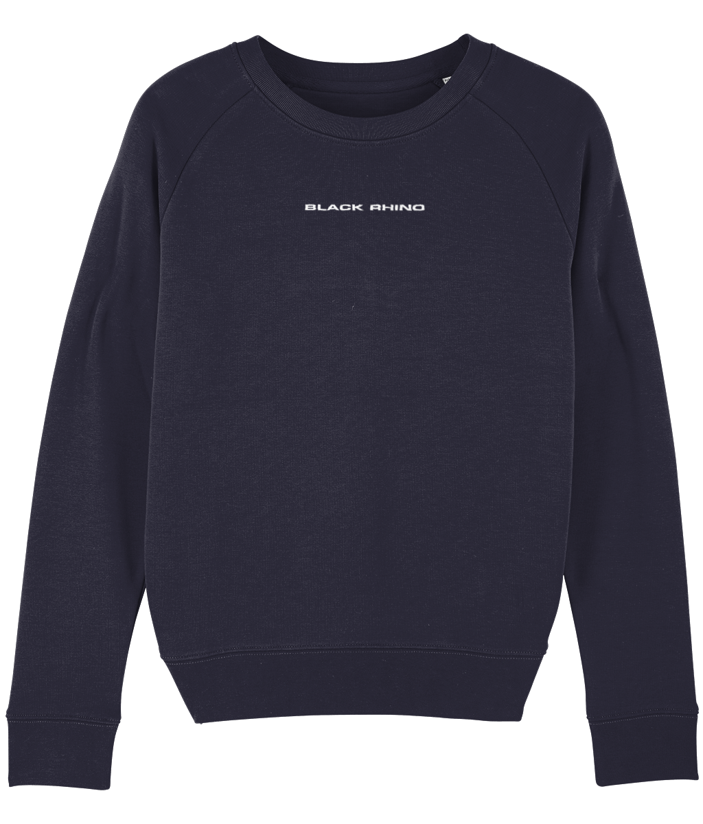 French Navy Classic Crew Neck Sweatshirt