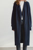 Essential Long Cardigan in Navy