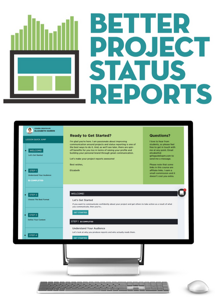 Better Project Status Reports