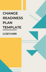 Change Readiness Plan Template