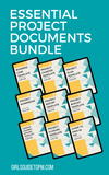 Essential Project Documents Bundle
