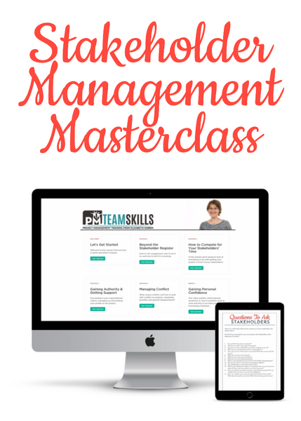 Stakeholder Management Masterclass