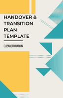 Handover and Transition Plan Template