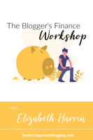 Blog Finance Workshop