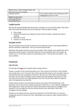 business case template sample