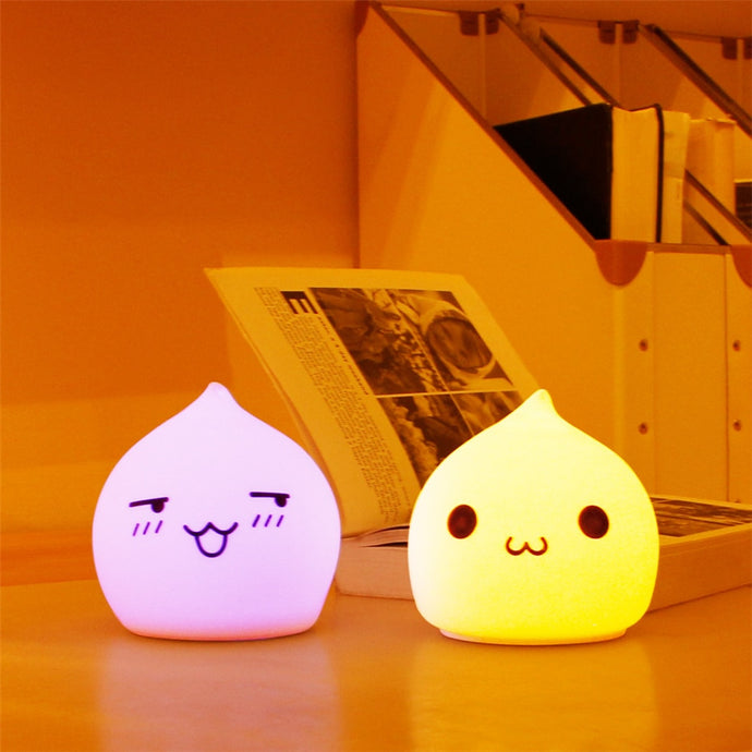 Kitty Dumpling Mini LED Lamp