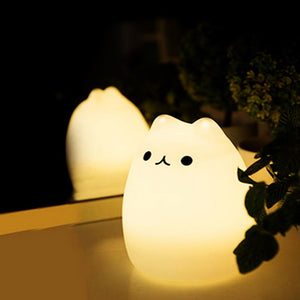 Snoot Kitty LED Lamp