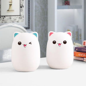 Kawaii Sparkle LED Lamp