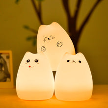Load image into Gallery viewer, Happy Kitty LED Lamp
