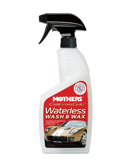 MOTHERS California Gold Waterless Wash and Wax