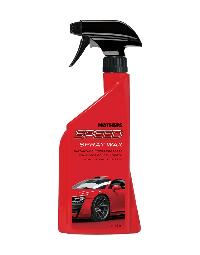 MOTHERS Speed Spray Wax