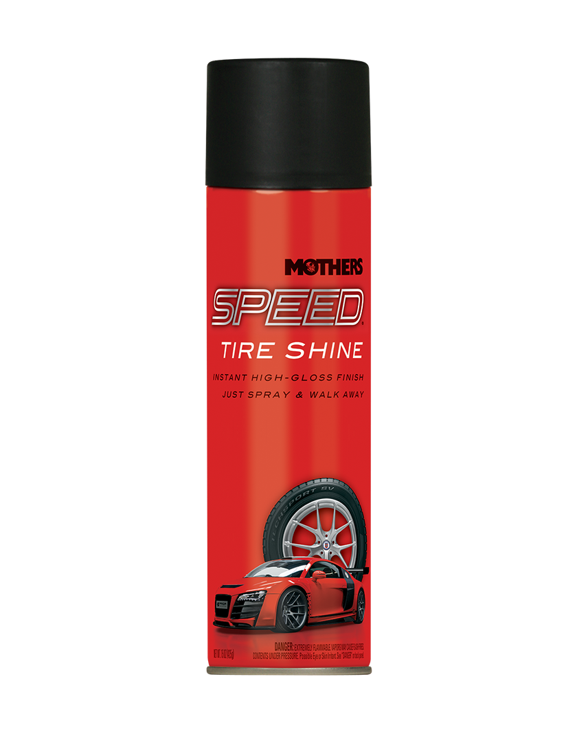 MOTHERS Speed Tire Shine 15oz