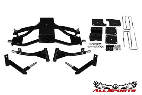 Club Car Precedent All Sports A-Arm Lift Kit