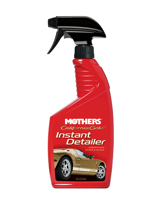MOTHERS California Gold Instant Detailer 166oz