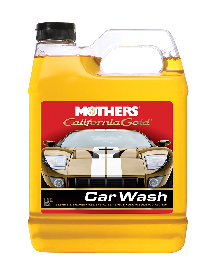 MOTHERS California Gold Car Wash 64oz