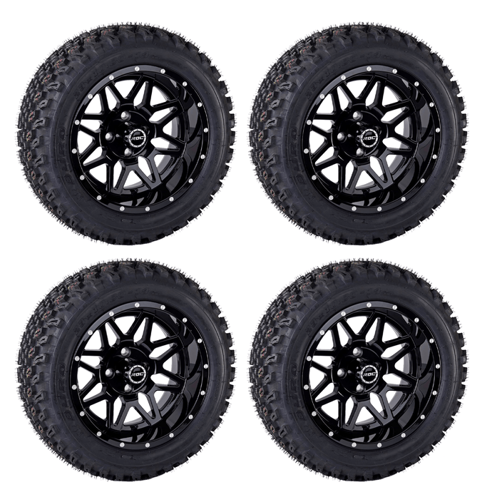 DURO DESERT TIRE / ROC ASSAULT 14
