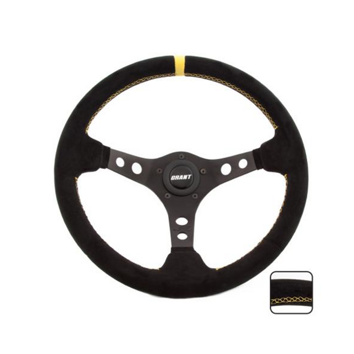 GRANT RACING WHEEL SUEDE SERIES