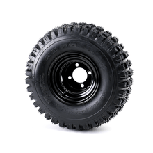 Load image into Gallery viewer, POWER TRAIL / BLACK STEEL WHEEL