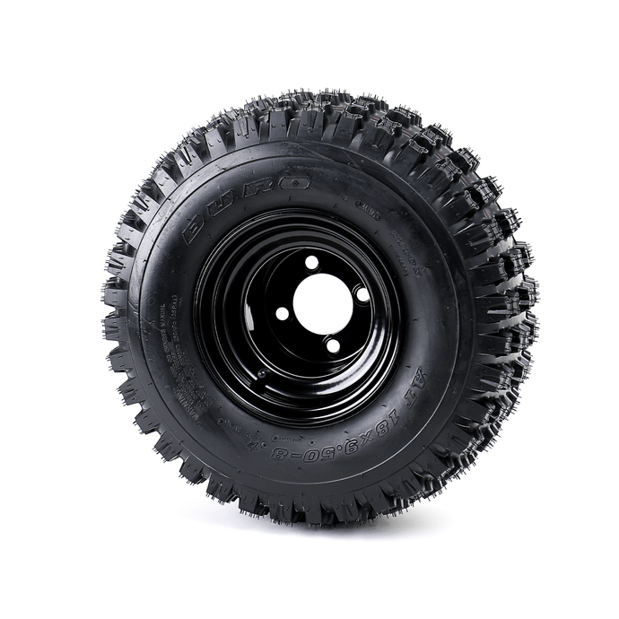 POWER TRAIL / BLACK STEEL WHEEL
