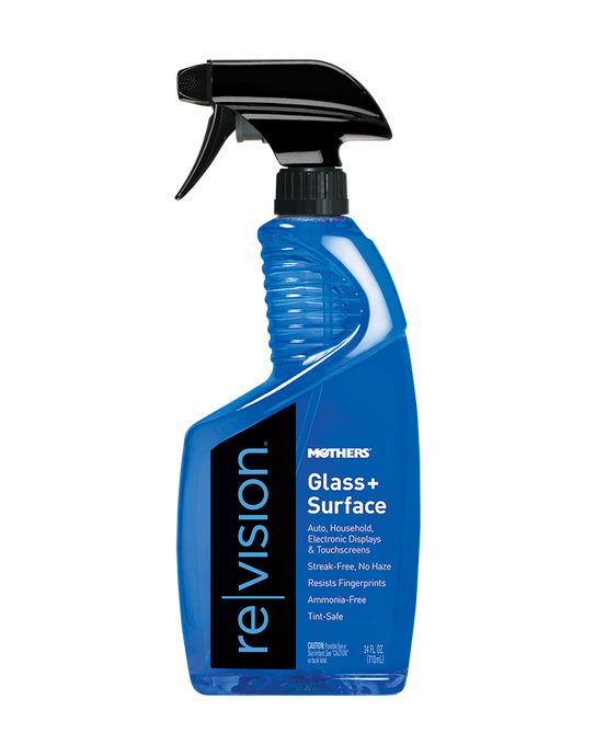 MOTHERS Revision Glass & Surface Cleaner 24oz
