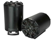 "Load image into Gallery viewer, TB10 10"" SUBWOOFER AND PASSIVE RADIATOR IN WEATHER-PROOF ENCLOSURE, 4-Ohm, 300W"