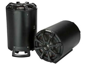 "TB10 10"" SUBWOOFER AND PASSIVE RADIATOR IN WEATHER-PROOF ENCLOSURE, 4-Ohm, 300W"