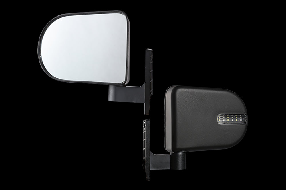LED Side Mirror