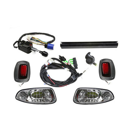 E-Z-GO RXV LED Deluxe Light Kit