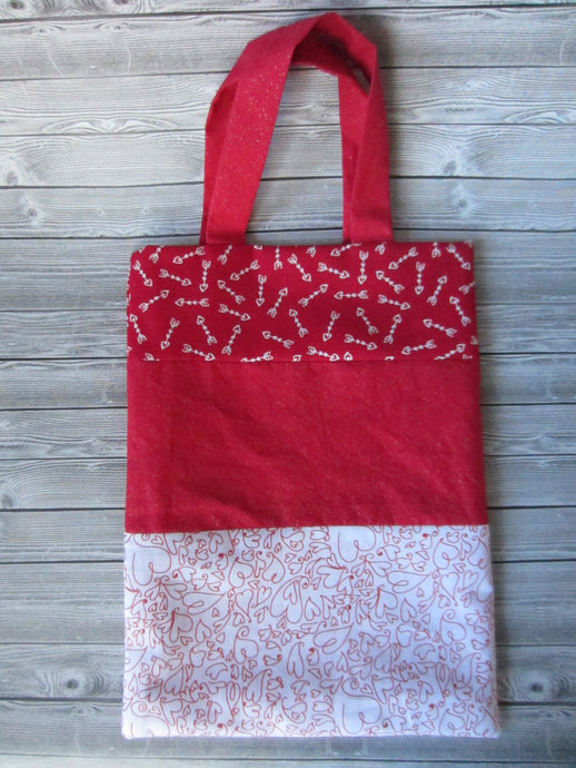 Reuseable Bag, Valentine's Day