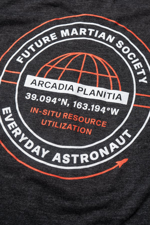 Future Martian Youth Tee