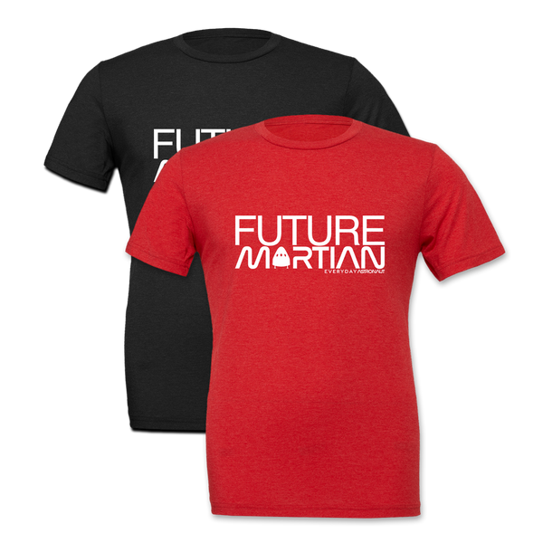 Future Martian Adult Tee