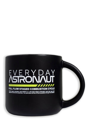 Full Flow Staged Combustion Cycle Mug
