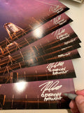 (LIMITED SIGNED) Starhopper Milky Way Horizontal