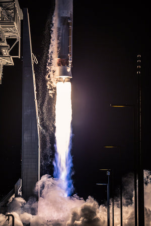 NASA OA-6 Engine Shot - Atlas V