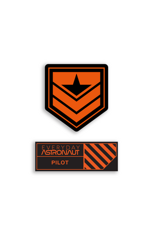 PATREON PILOT PATCHES [PREODER]