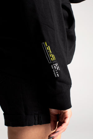 Full Flow Staged Combustion Cycle Hoodie