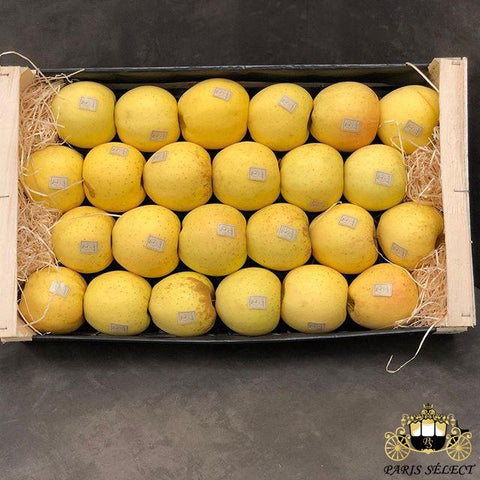 Pomme Golden cal.70/75, 3 Villages, France, 50x30x5KG, Prix / KG
