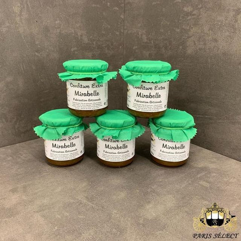 Confiture Extra Mirabelle 6x250g, France, 6 Pots, Prix/ PIECE - Paris Select