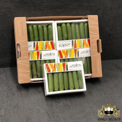 Courgettes Longues Mini Barquettes 4X400GR, Sales, France, 40x30, Prix / BARQUETTE - Paris Select