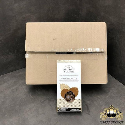 Marron Sous Vides, Prestige, France, 50x30 12x400GR, Prix / BARQUETTE - Paris Select