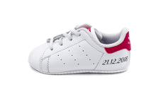 Charger l'image dans la galerie, ADIDAS Stan Smith Crib Rose Bébé