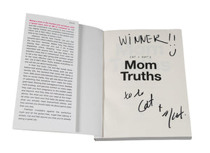 Limited Time: Mom Truths Game and Autographed Mom Truths Book Bundle Pack