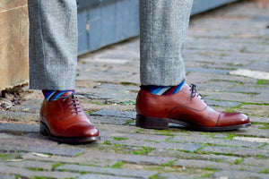 Five Work Shoes Every Man Needs